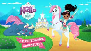play Nella: Sleepy Dragon Adventure