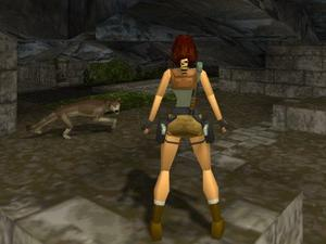 Tomb Raider - Open Lara game