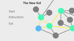 play The New Kid - Webgl Version