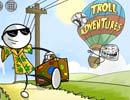 Troll Adventures game