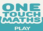 One Touch Maths game