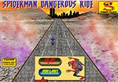 play Spiderman Dangerous Ride 2