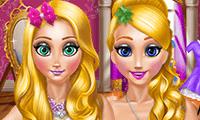 Princesses First Date Prep game