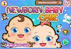 play Newborn Baby Care