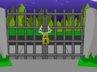 Escape Locked Mansion game