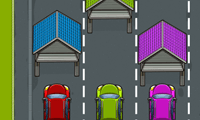 Color Garages game
