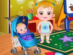 Baby Hazel Sibling Surprise game