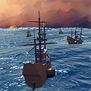 Colonial Sea Battle game