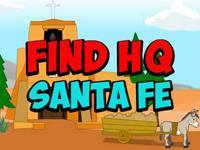 Find Hq: Santa Fe game