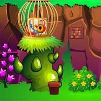 Fantasy Garden Escape Mirchigames game