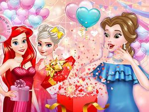 Princess Bridal Shower Party game