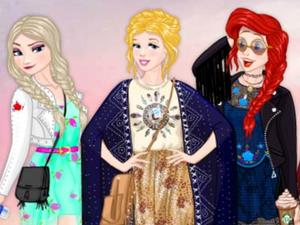 Princess Coachella game