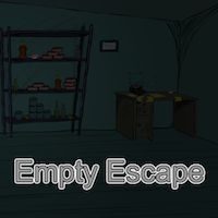 Deg Empty Escape game