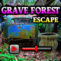 play Grave Forest Escape Walkthrough