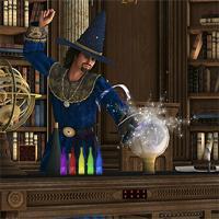 365Escape Wizard House Escape game