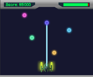 play Mini Space Shooter