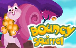 Bouncy Squirrel game