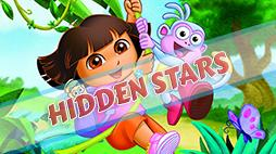 play Dora The Explorer Hidden Stars