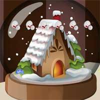play Winter-House-Escape-Escapefan