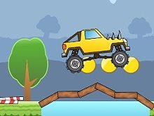 Big Monsters Racing game