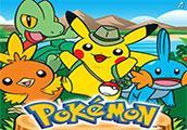 Pokemon Jump game