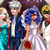 Ladybug Wedding Royal Guests game