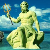 play Poseidon Trident Adventure Escape