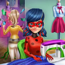 play Miraculous Hero Design Rivals