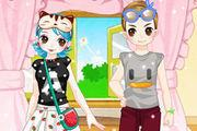 Super Big Bang Dress Up game