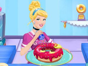 play Princess Donuts Shop