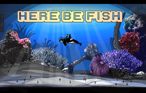 Here Be Fish game