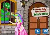 Princess Juliet Castle Escape game
