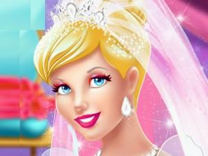 Cinderella'S Wedding Makeup game