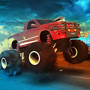 Monster Truck Street Race game