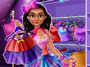 Pop Star Princesses Dresses game
