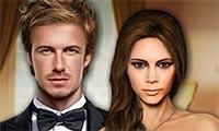 Beckham Celebrity Makeover game
