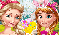 play Aniela And Eliza: Easter Fun