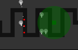 Tower Defence (Basic) game