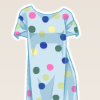 Polka Dots Dress Up game
