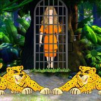 Rescue Jungle Girl Escape game