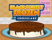 play Black Forest Frozen Cheesecake