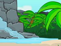 play Toon Escape - Pirate Island