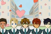 Jinx Academy Dating Sim game