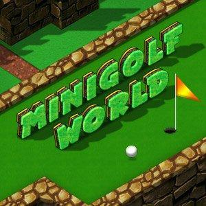 Minigolf World game