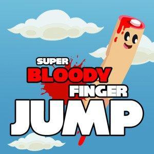 Super Bloody Finger Jump game
