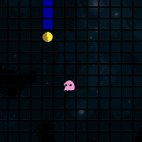 Pac-Xon game