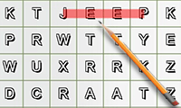 Word Search: Classic game