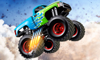 Racing Monster Trucks game