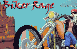 Biker Rage Demo game