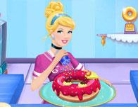 Princess Donuts Shop game